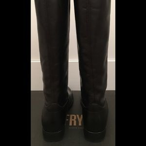 Frye Shoes - FRYE Melissa Button 2 Tall Knee Riding Boots Sz 6